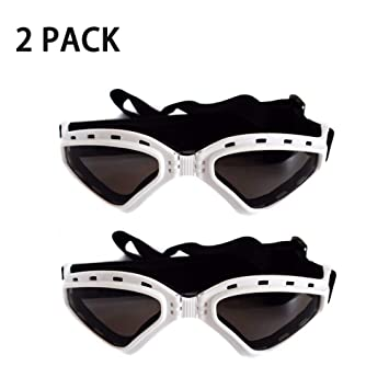 DLDL Gafas para Perros y anteojos para Mascotas Gafas de Sol ...