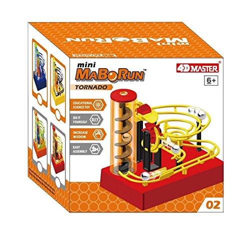 Tornado Mini (4D Master MaBoRun Mini Tornado Building Kit, One Color)