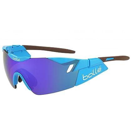 Amazon.com: Bolle 6th Sense AG2R anteojos de sol, tamaño ...