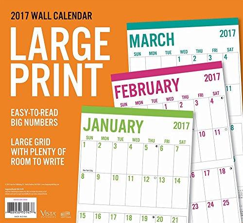 New 16 Month Wall Calendar - 9