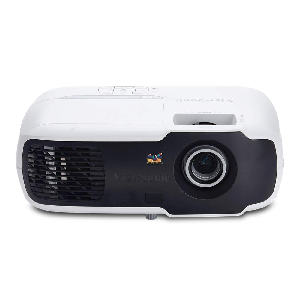 ViewSonic PA502S 3500 Lumens High Brightness SVGA Projector for Home and Office with HDMI and Optical Zoom by ViewSonic