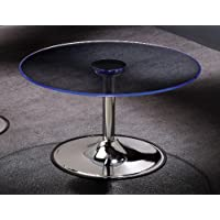Coaster Home Furnishings 701498 Contemporary Coffee Table, Chrome