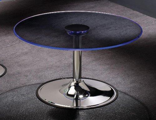 Coaster Home Furnishings 701498 Contemporary Coffee Table, Chrome
