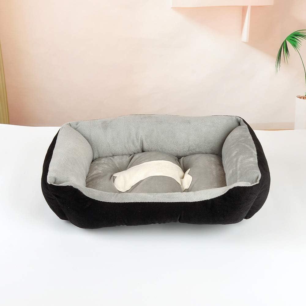 YYII Suministros para Mascotas Perrera Arena para Gatos ...