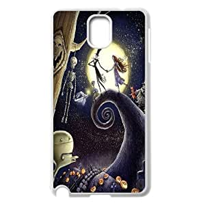 Unique Phone Case Design 12The Nightmare Before Christmas- For Samsung Galaxy NOTE3 Case Cover