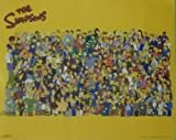 The Simpsons 16x20 Characters Poster 2000