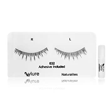 647b3b9e3bf Amazon.com : Eylure Naturalites Natural Volume Eyelashes 032 : Beauty
