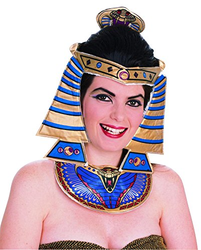 [Rubies Cleopatra Egyptian Accessry Kit Adult] (Cleopatra Outfit)
