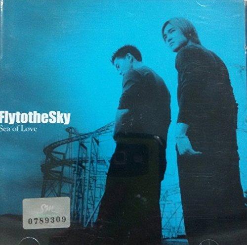 [CD/KPOP] 플라이 투 더 스카이FLY TO THE SKY, SEA OF LOVE, 2002 (Sea Of Love Fly To The Sky)