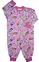 Older Girls All In One Sleepsuit Night Wear Variety of Styles 18m to 9 years