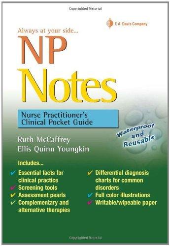 NP Notes: Nurse Practitioner's Clinical Pocket Guide (Davis's Notes) Pdf