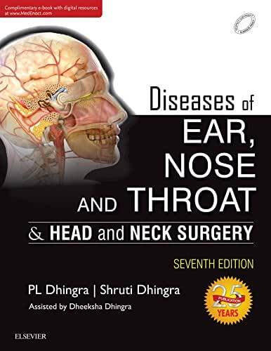 Diseases of Ear, Nose and Throat-Ebook