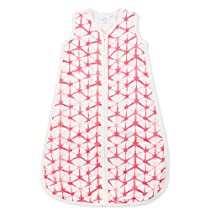 aden + anais Silky Soft Sleeping Bag, berry shibori- Extra Large