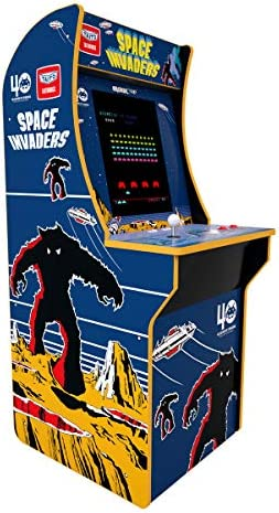 Arcade1Up タイトー スペースインベーダー TAITO SPACE INVADERS (日本仕様電源版)