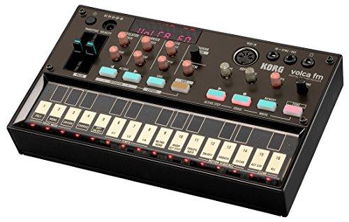 Korg Volca FM Digital Synthesizer Bundle with Power Supply and Austin Bazaar Polishing Cloth