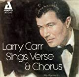 Sings Verse and Chorus by LARRY CARR (1994-08-11)