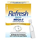 Refresh Optive Mega-3 Lubricant Single-Use Sterile
