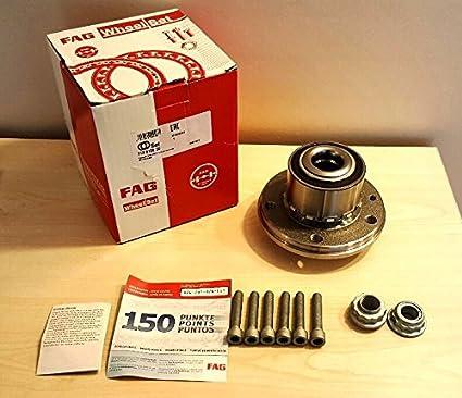 Amazon.com: 4 of 713610650 FAG Front/Rear Wheel Bearing KIT for VW TRANSPORTER T5 2.5: Automotive