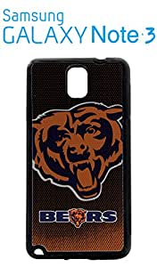 Chicago Bears Samsung Galaxy Note 3 Case Hard Silicone Case