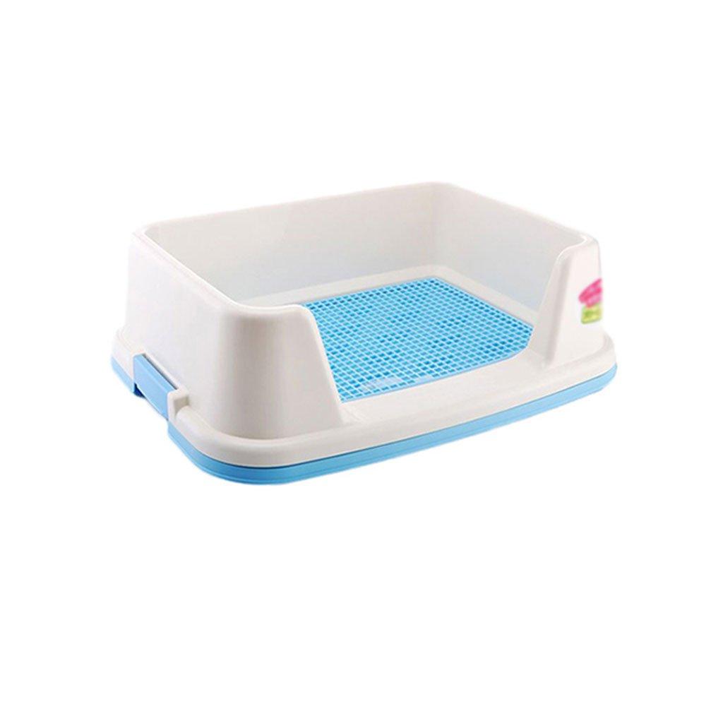 Hong Tai Yang ペットトイレ-ペット屋内ポータブルプラスチックトイレフェンス用品 / (色 : C, サイズ さいず : M) B07PGLN67X A Medium Medium|A