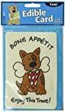 Crunchkins 1005 Edible Crunch Card, Bone Appetit