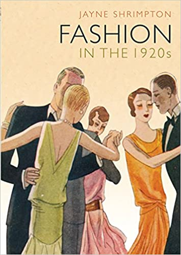 Book Fashion in the 1920s (Shire Library)