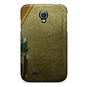 Fashionable Style Case Cover Skin For Galaxy S4- Michelangelo Teenage Mutant Ninja Turtles