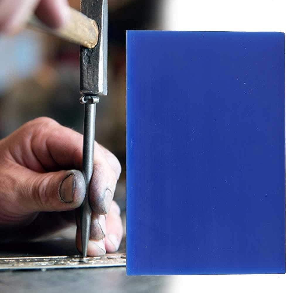 2 Farbe Wachs Block Schmuck Carving Tool Schmuck Wachsherstellung Modell Professionelle Zubeh/ör Schmuckherstellung Geschnitzte Wachsr/öhre Schmuck Wachsmodellierung Armreif Form f/ür