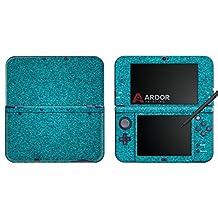 Aqua Static Nintendo 3DS XL Skin/Decal