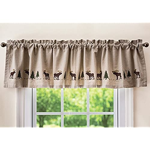 Famous Rustic Cabin Decor Window Treatments: Amazon.com GI71