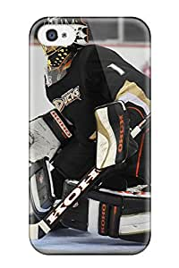 Best anaheim ducks (30) NHL Sports & Colleges fashionable iPhone 4/4s cases 2776978K367916081