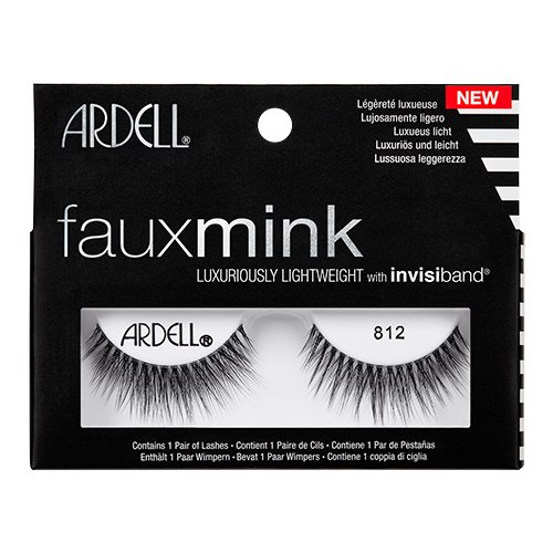 ARDELL Faux Mink - 812 Black Center Faux Eyelashes