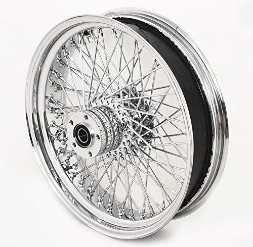 Harley Davidson Chrome Rims - 7