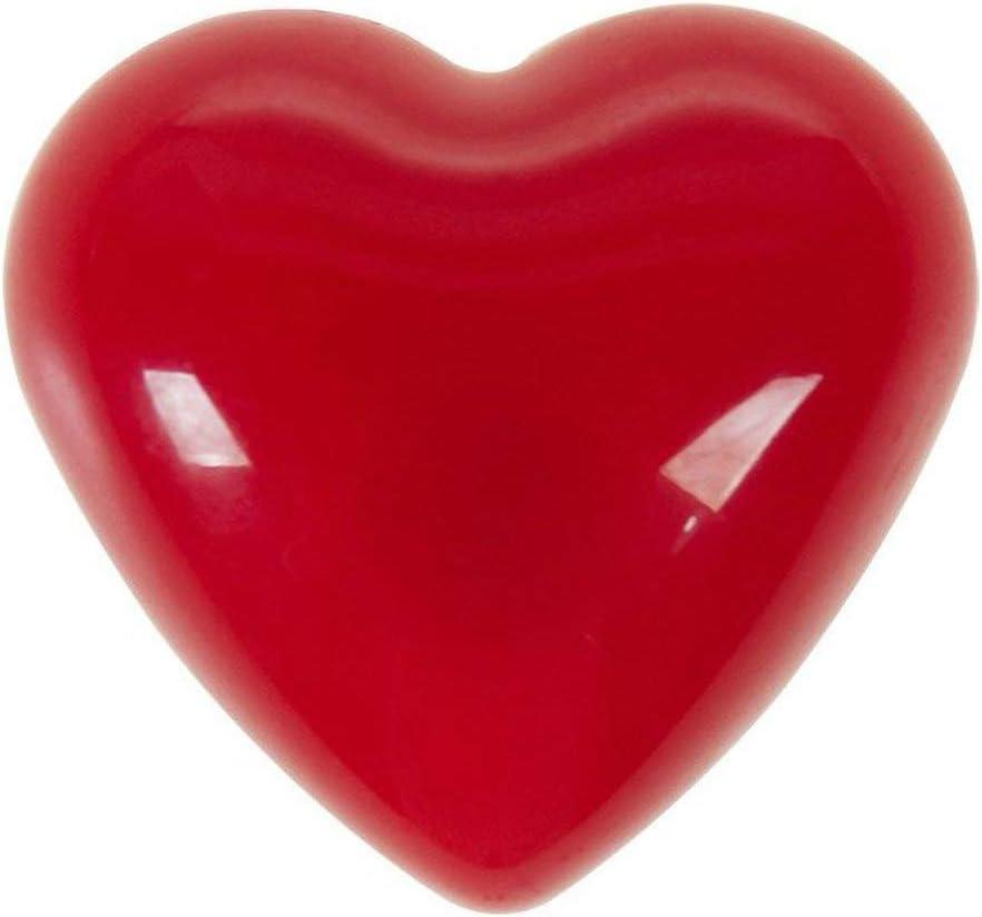 Camellia 8pcs Feuille de lit de Boucle de Coeur antid/érapant Housse de Couette Clip de Fixation de Boucle magn/étique Rouge
