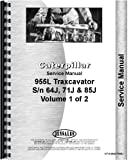 Caterpillar 955L Traxcavator Service Manual (SN# 64J9258 and Up, 71J5832 and Up, 85J10129 and Up)