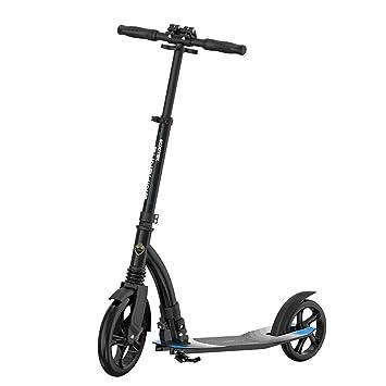 Patinete Urbano para Adultos Scooter para Adultos Plegable 2 ...