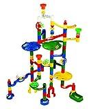 Innoo Tech Marble Run Toys, STEM Learning Toy Marble Run Sets Kids , 132 Piece Set