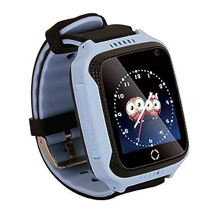 Amazon.com: Cewaal Niños Smart Watch y21s Niños SIM muñeca ...