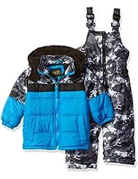 Boys' Camo Print Snowsuit