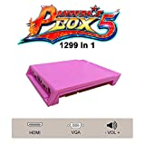 Bulary Jamma Board - Arcade Mutli Game PCB Support VGA/HDMI, Game Board for Pandpra's Box 5S 1299 in 1