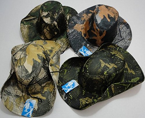Hardwood Camo Boonie Hat Case of 24