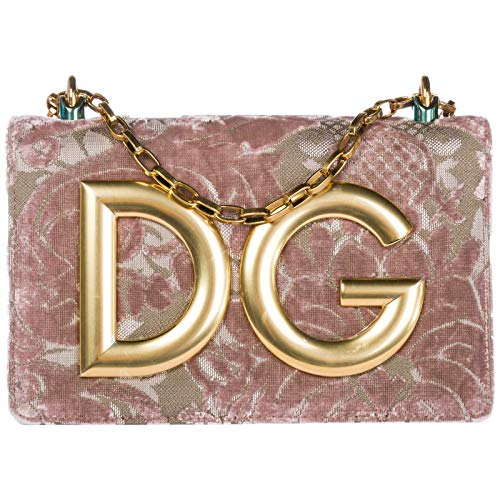 - Dolce&Gabbana women DG Girls shoulder bag nudo