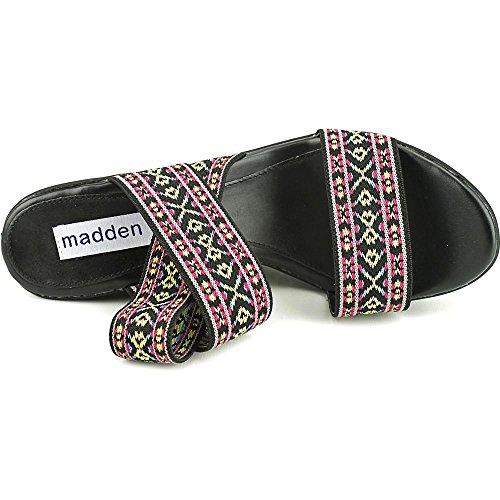 Sandalo Con Zeppa In Canvas Sabel Girl Madden