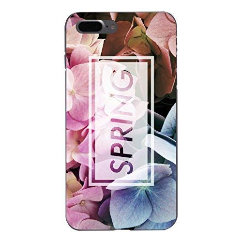 """Disagu Design Case Coque pour Apple iPhone 7 Plus Housse etui coque pochette """"Hortensien_Spring"""""""