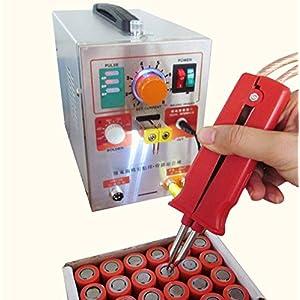Finlon 2 in 1 Pulse Spot Welder 709A Battery Welding Soldering Machine 1.9kw 60A