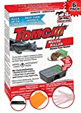 This bait station is resistant to tampering by children. For use indoors only. REGISTRATION NO.: 30757 PEST CONTROL PRODUCTS ACT DOMESTIC CERTIFIED BY HEALTH Canada x disposable bait stations each containing one block Kills up to 12 mice* * b...