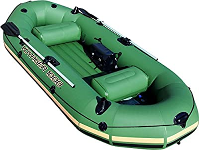 Bestway Products HydroForce Voyager 1000 | 500 | 300 Open Water Inflatable Raft