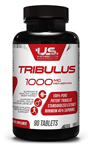 Cheap Tribulus 1000 mg 90 Tabs – Powerful Male Enhancement | Muscle Growth | Stamina | Boost Sexual Libido Health | Vitality | Energy