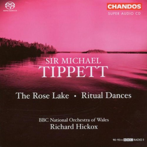 TIPPETT / HICKOX / BBC NATIONAL ORCHESTRA OF WALES