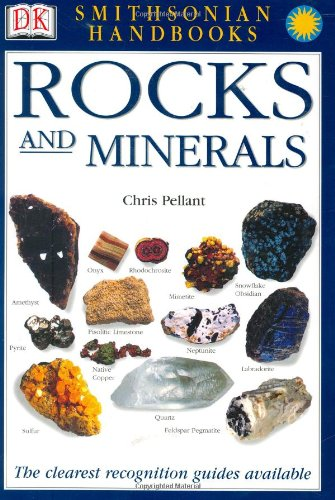 Smithsonian Handbooks: Rocks & Minerals (Smithsonian Handbooks)